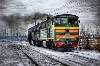 ЖД транспорт